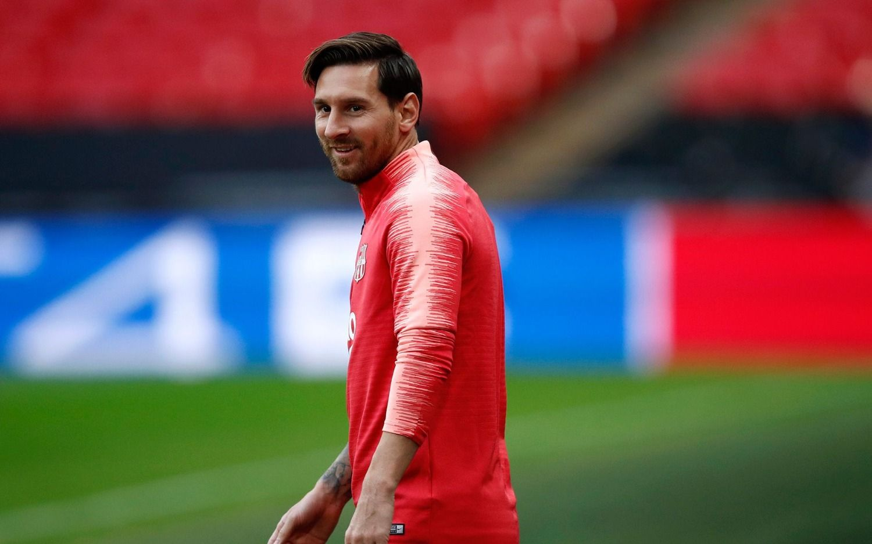 """""""No te apures en volver"""", el simpático mensaje del Betis dedicado a Lionel Messi"""