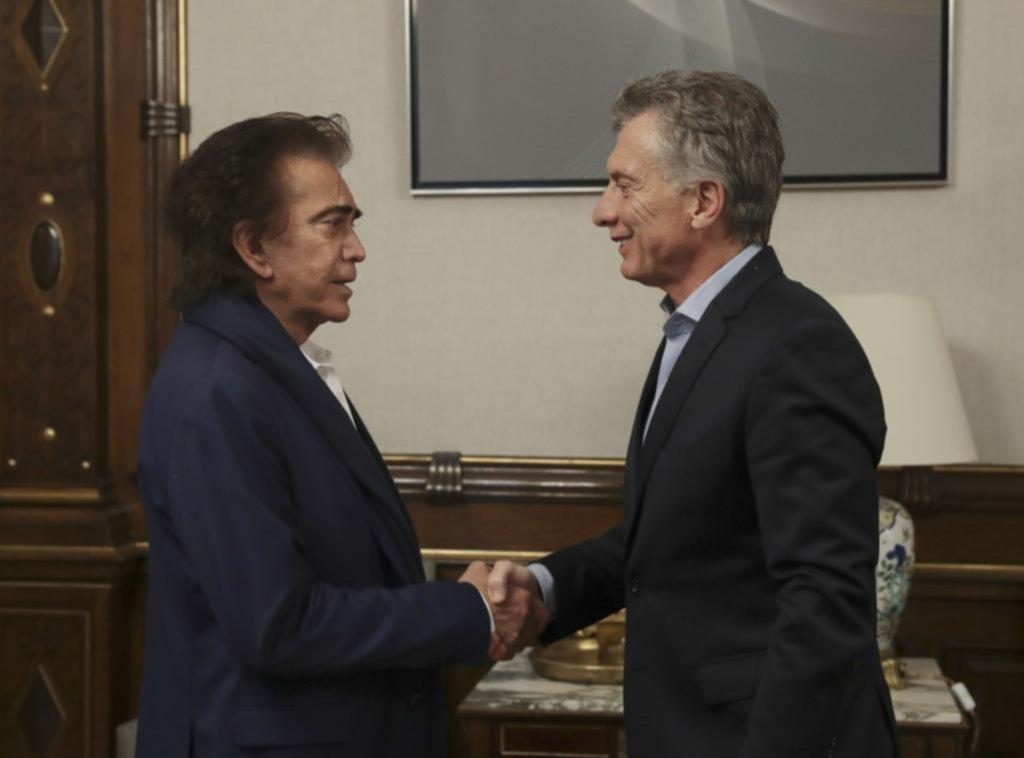 Macri confirmó que la semana que viene llega una misión del Fondo Monetario