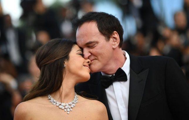Buena racha: Tarantino y su mujer esperan un bebé