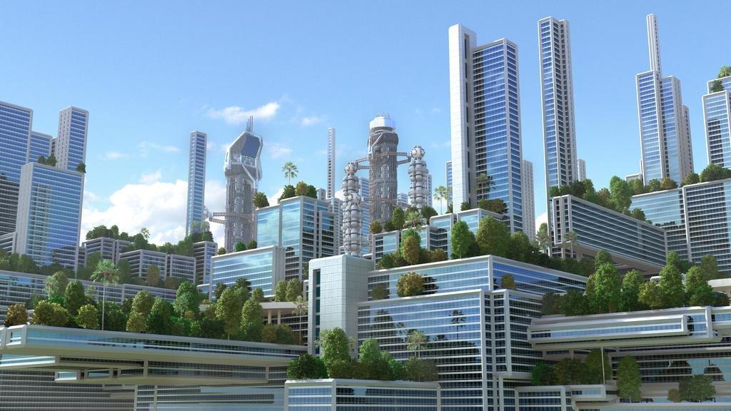 Proyectan los edificios para darle pelea a la contaminación