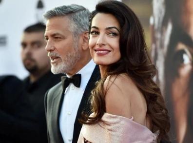Padres de mellizos, George y Amal Clooney estarían esperando ¡otros!