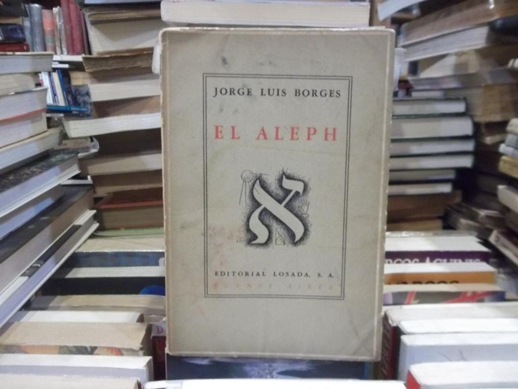 El Aleph de Borges cumple 70 años