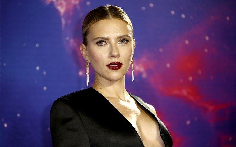 Scarlett Johansson se consagró como la actriz mejor paga de Hollywood