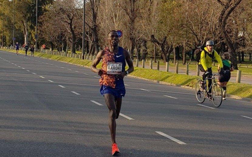 21K de Buenos Aires: victorias con récord de Karoki y Brihane