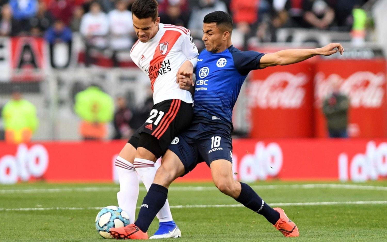 Talleres venció 1 a 0 a River en el Monumental por la Superliga