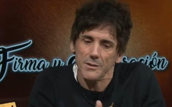 Facundo Soto, líder de la banda platense Guasones