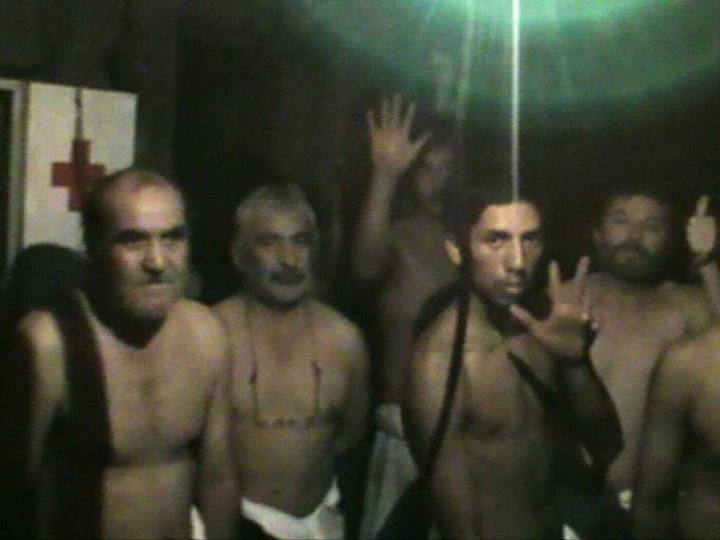Diez años después, los 33 mineros de Chile se sienten olvidados por la gente