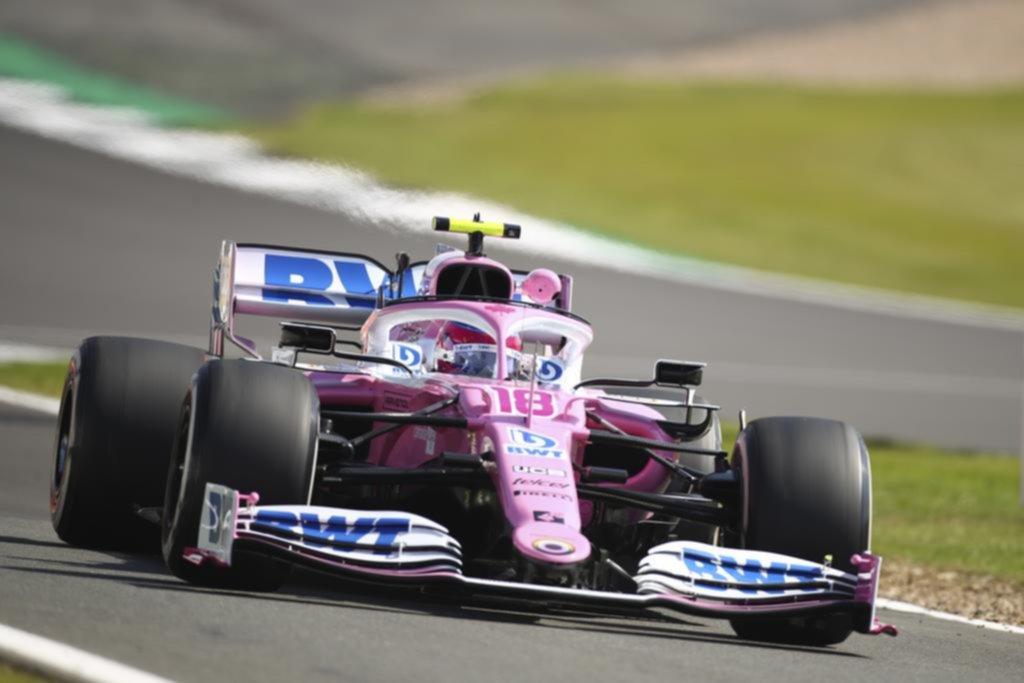 Fórmula 1: Stroll sorprendió y fue el más rápido en los ensayos
