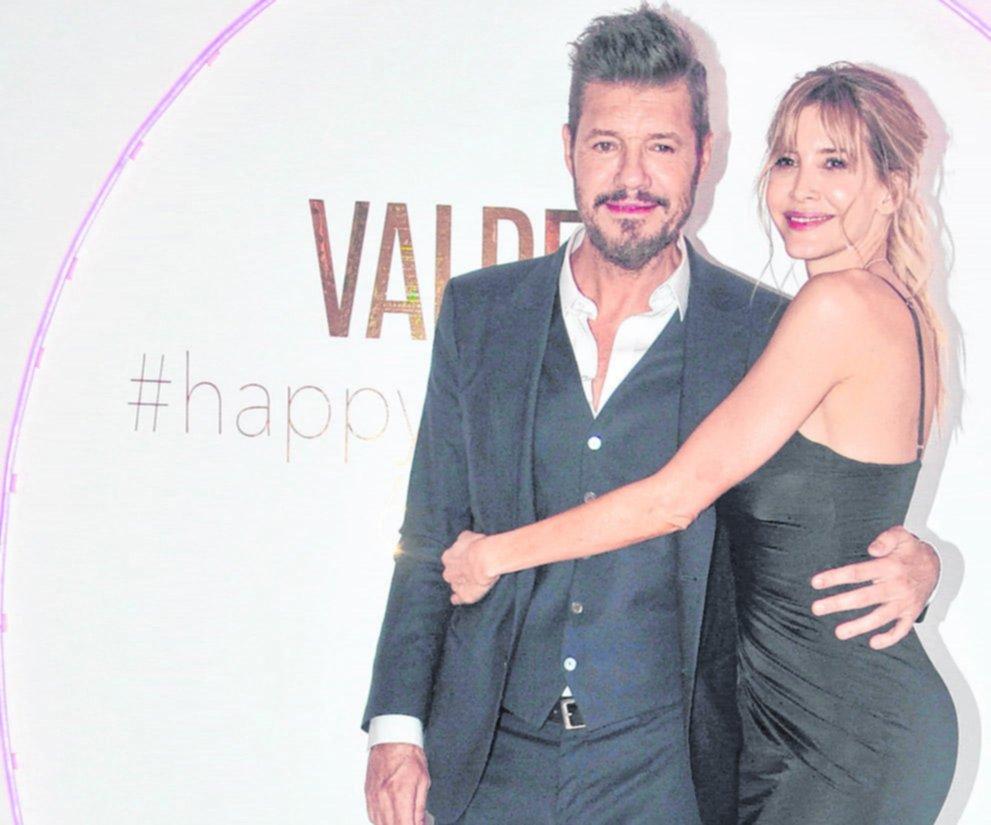 Tinelli y Valdés, ¿a un paso de reconciliarse?
