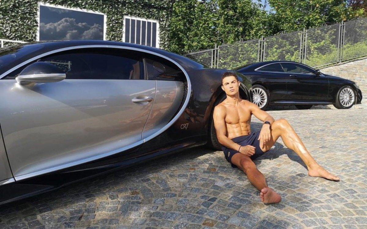 """Las """"naves"""" de Cristiano Ronaldo que sacudieron las redes sociales"""