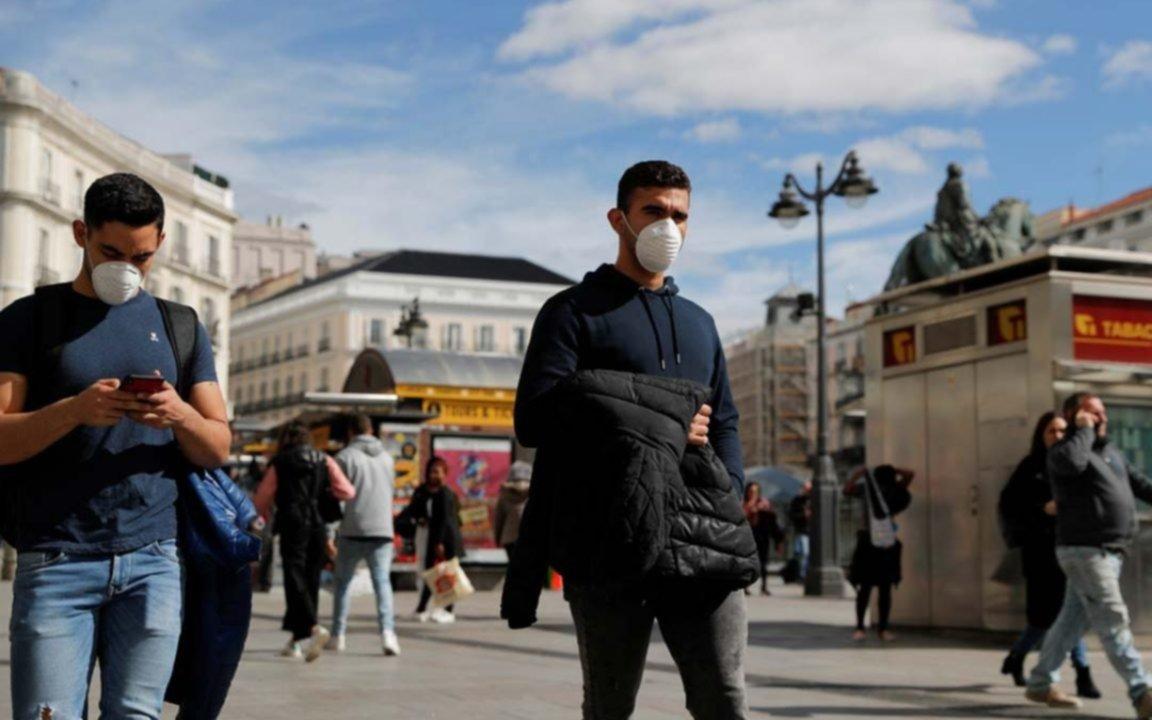Europa en alerta por la suba de casos de coronavirus en varios países