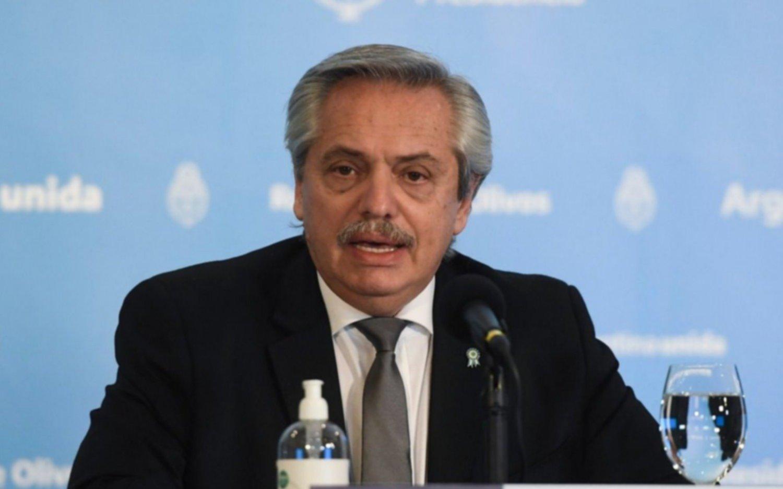 """¿Qué dijo Alberto Fernández tras la """"marcha atrás"""" de la expropiación de Vicentín?"""