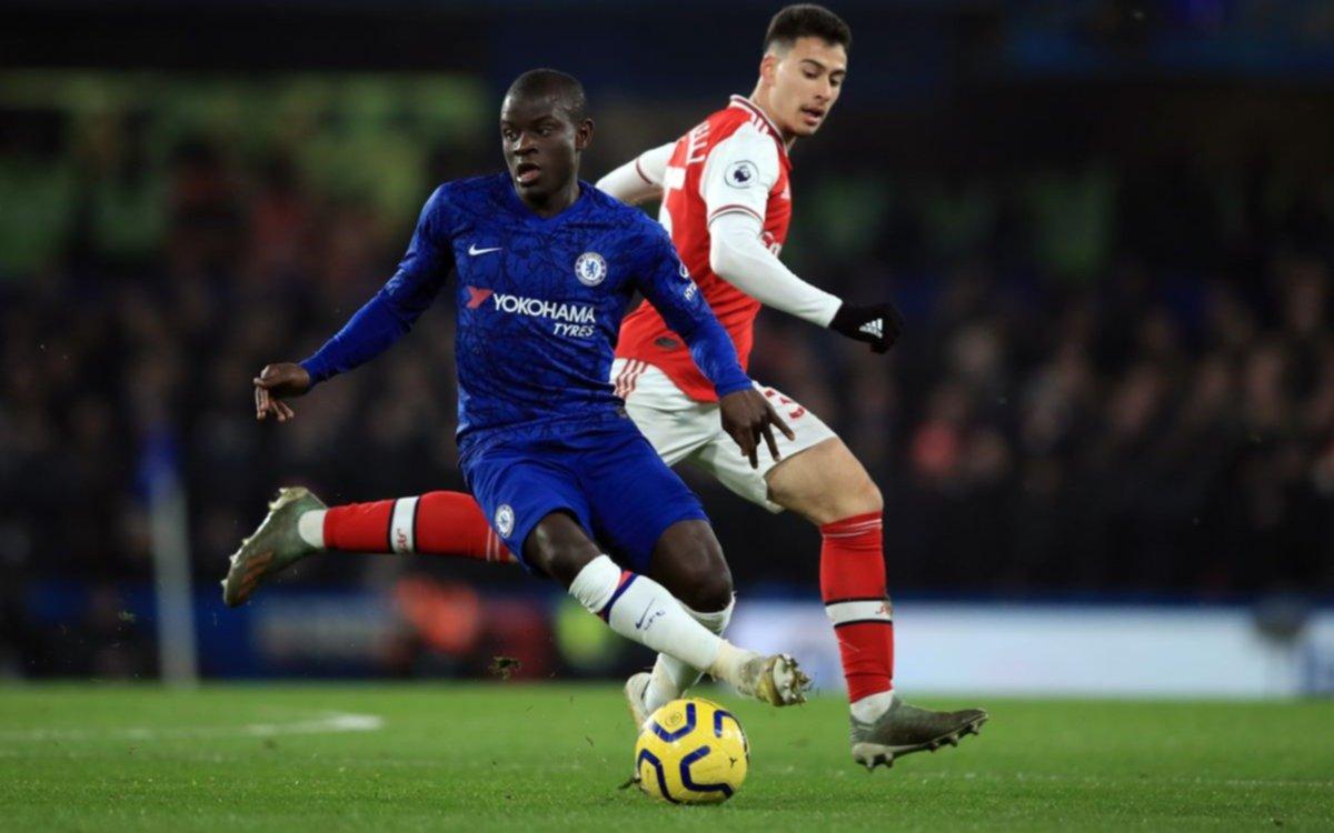Arsenal y Chelsea definen la 139º edición de la FA Cup de Inglaterra
