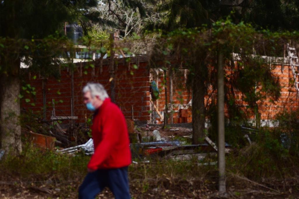 """Advierten que si sigue su destrozo, el Bosque será """"un barrio más"""""""