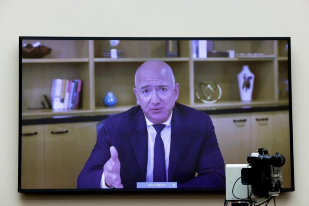 Por qué el discurso de Bezos fue inspirador para muchas personas