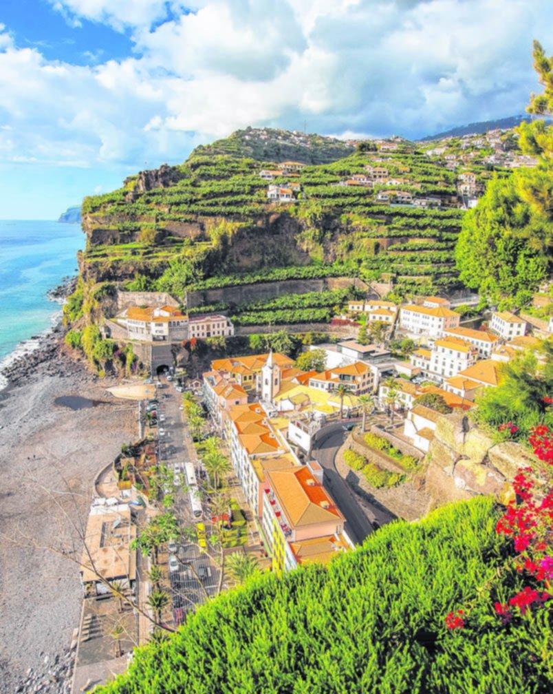Madeira: naturaleza salvaje en el Atlántico