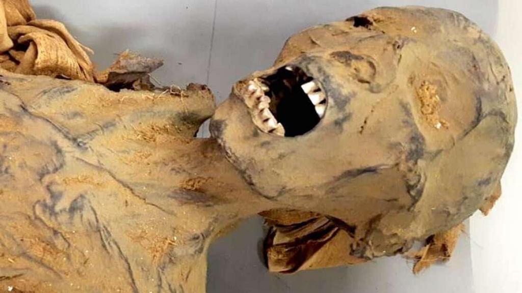 La mujer que grita: la muerte de la momia de hace 3.000 años, ya tiene explicación