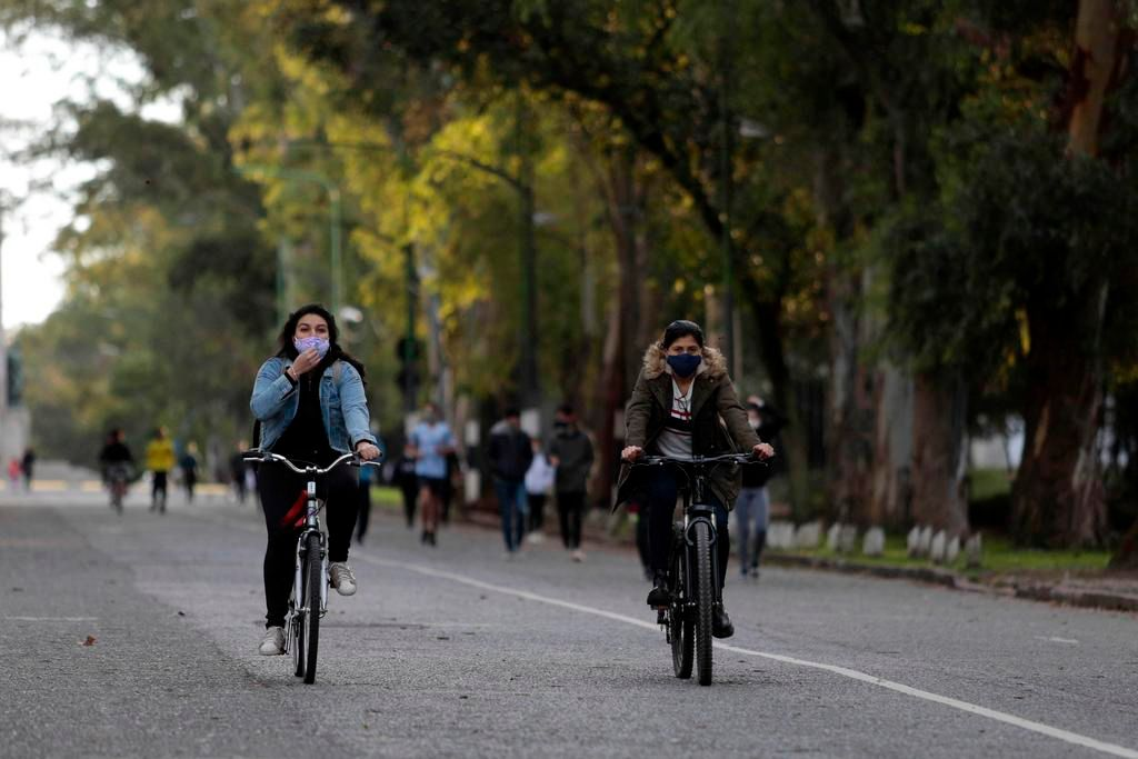 La Plata en imágenes: paseos recreativos para animar el alma