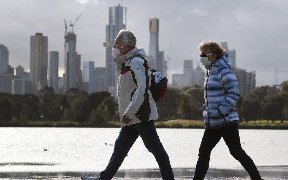 Australia con rebrotes: toque de queda nocturno en Melbourne y estado de desastre en Victoria