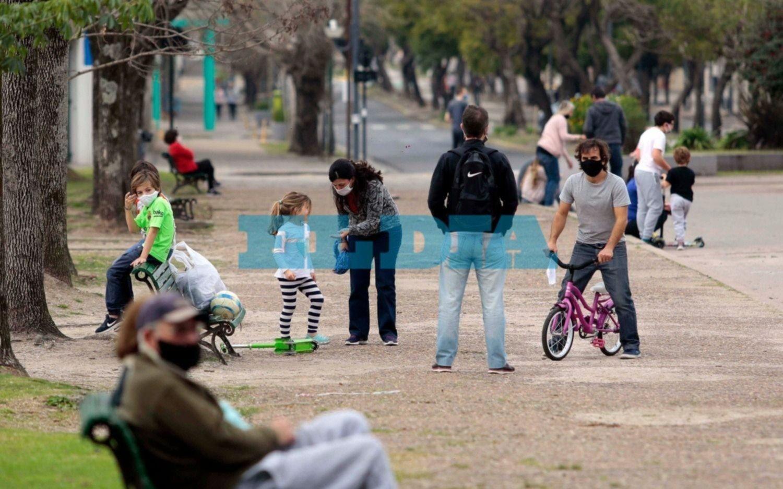 La Comuna apuesta a las salidas saludablesy refuerza los controles de los protocolos