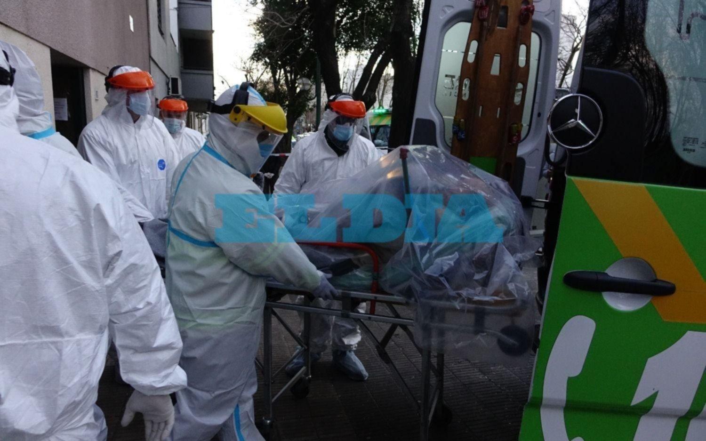 Otra muerte en La Plata y 48 nuevos contagios de COVID-19