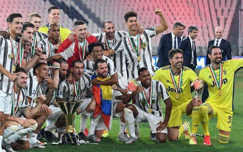 Dos argentinos que la rompen en Italia fueron premiados por la Liga de ese país