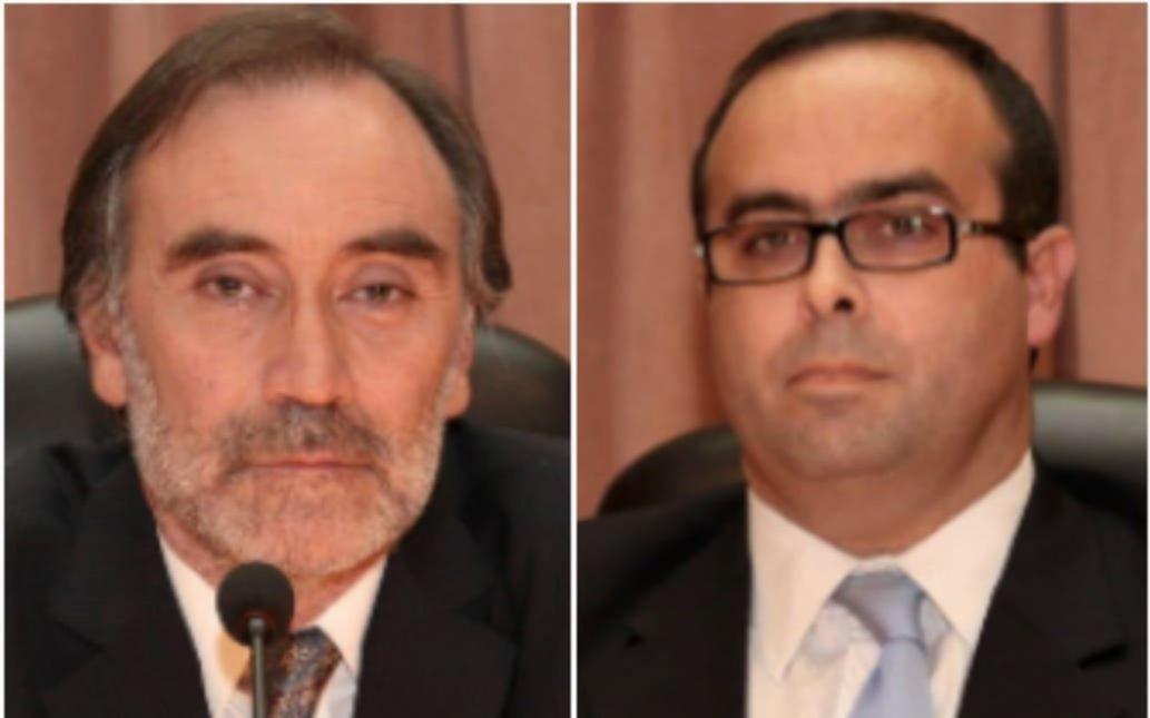 Dos jueces objetados por el oficialismo fueron a la Justicia para frenar su desplazamiento