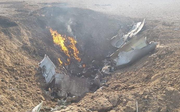 Tragedia en Córdoba: murióun piloto tras eyectarse de un avión de la Fuerza Aérea