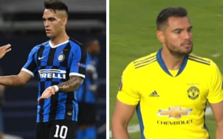 El Inter y el Manchester United avanzarona cuartos de la Europa League
