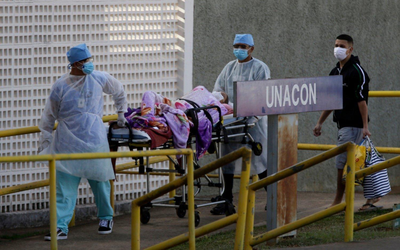 Brasil sumó 1.437 nuevas muertes y se acerca a las 100.000