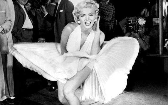 Marilyn Monroe y la historia del vestido que se convirtió en el mas caro del mundo