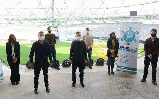 Anuncian que, por la pandemia, los Juegos Bonaerenses serán culturales y de modo virtual