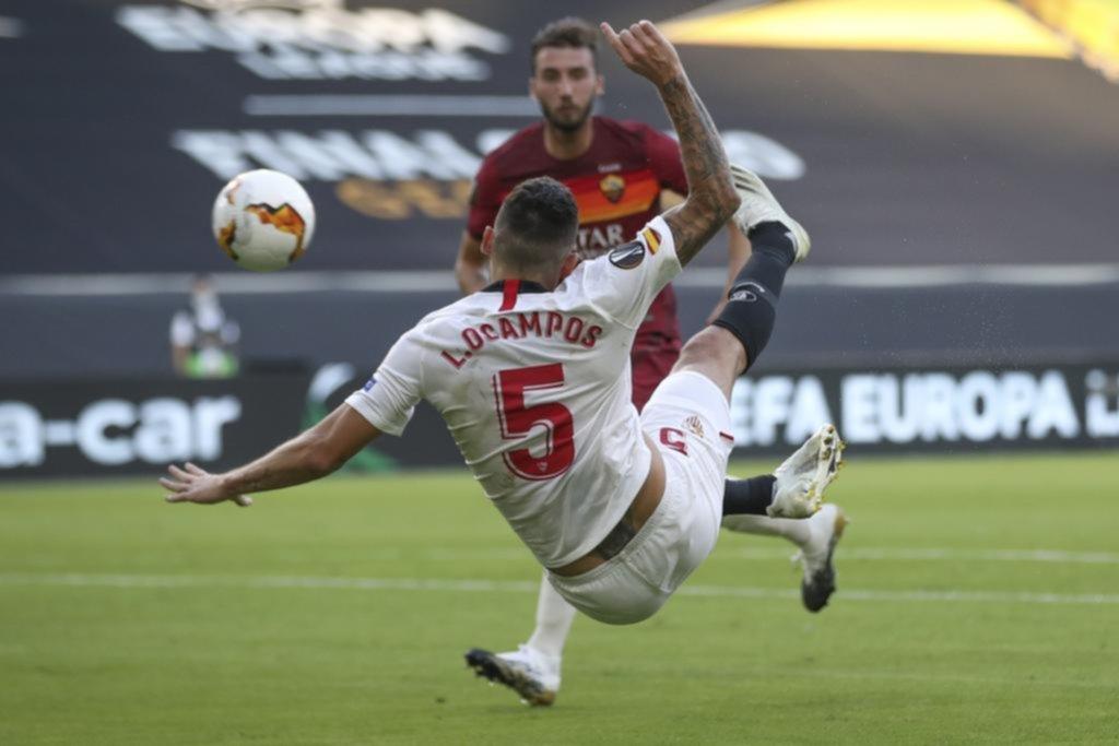 El Sevilla, a cuartos de la Europa League con credenciales para soñar