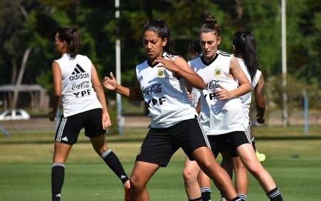 El Sudamericano Sub-20 de fútbol femenino se jugará en la Argentina