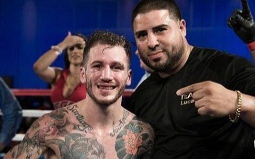 El boxeador Lucas Fernández, positivo de COVID-19, posterga su combate en Estados Unidos