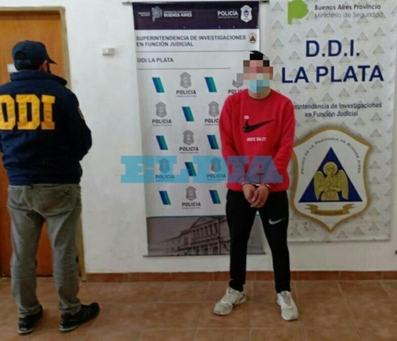 Detienen a un sujeto en Villa Elvira acusado de violar a su prima de 9 años