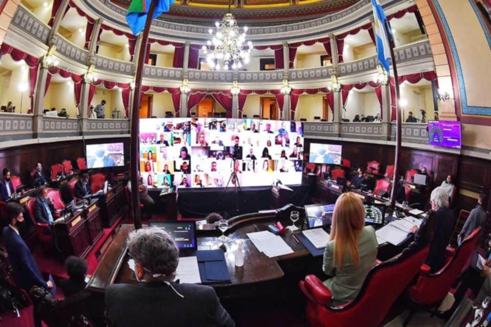 Tensión en el Senado: Cambiemos busca votar pliegos de jueces girados por Vidal