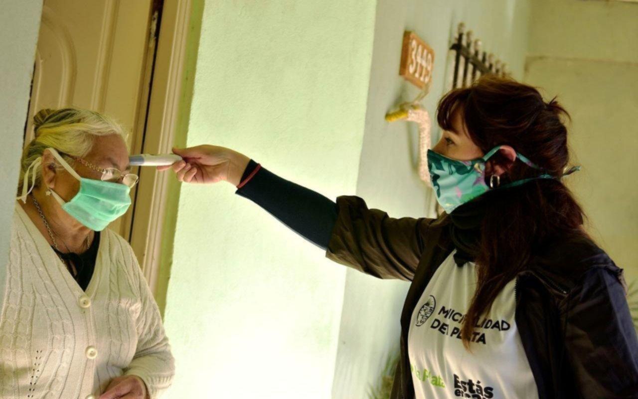Otra jornada con más de 200 casos de coronavirus en la Región, pero sin nuevos fallecidos