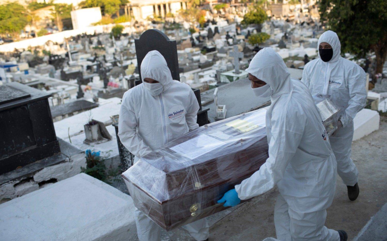 Coronavirus: La OMS contabiliza 19,1 millones de casos y casi 715.000 muertes