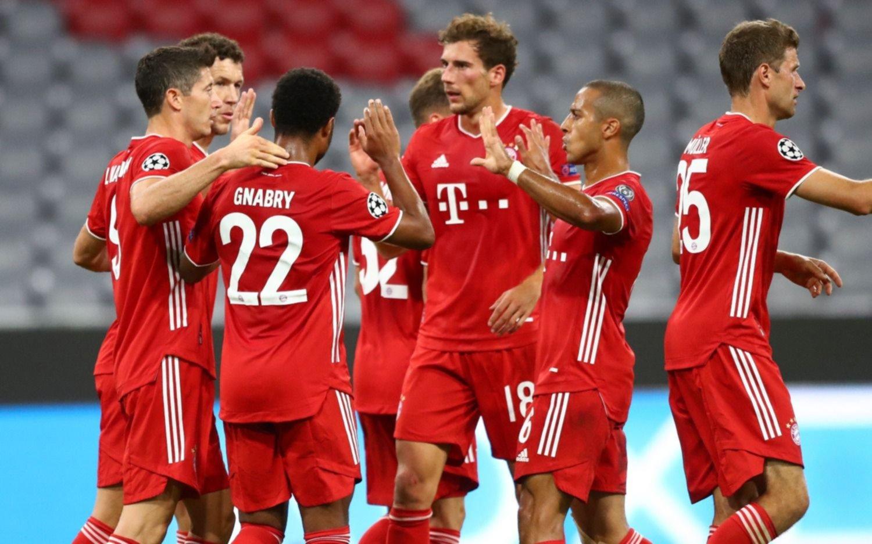 Bayern Munich cumplió con el trámite y será el rival del Barcelona