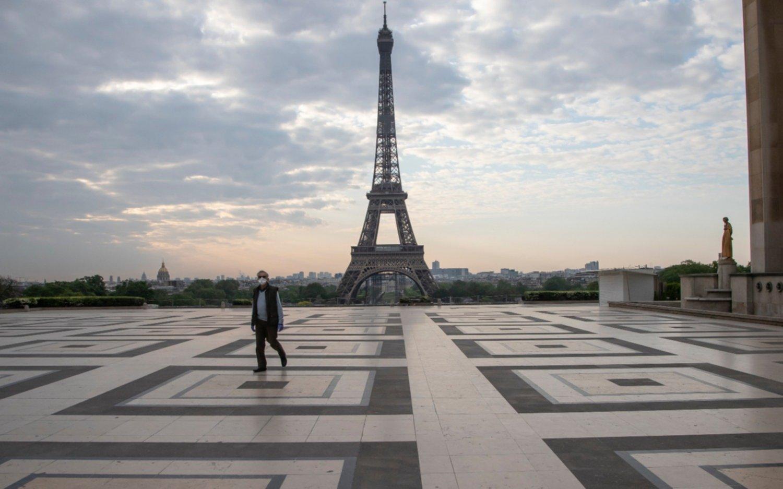 Golpe al turismo en Francia: el coronavirus provoca pérdidas  por 40.000 millones de euros