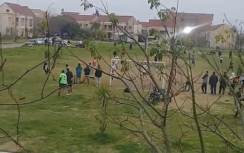 Un mega torneo de fútbol en 525 y 17, ¿y la cuarentena?