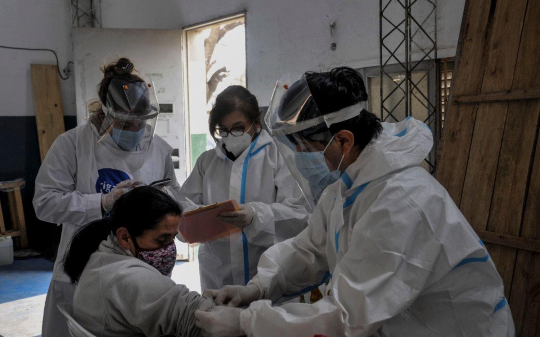 Se confirmaron en Argentina 4.688 nuevos casos y 84 muertes en las últimas 24 horas