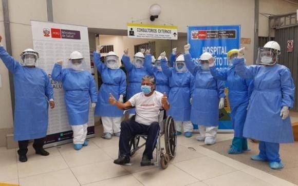 Informan que hay más de 170.000 recuperados de coronavirus y son el 70% del total de infectados