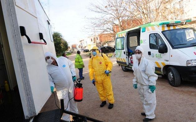La Provincia registró su número diario de contagios más bajo de los últimos 20 días: 2.904 positivos