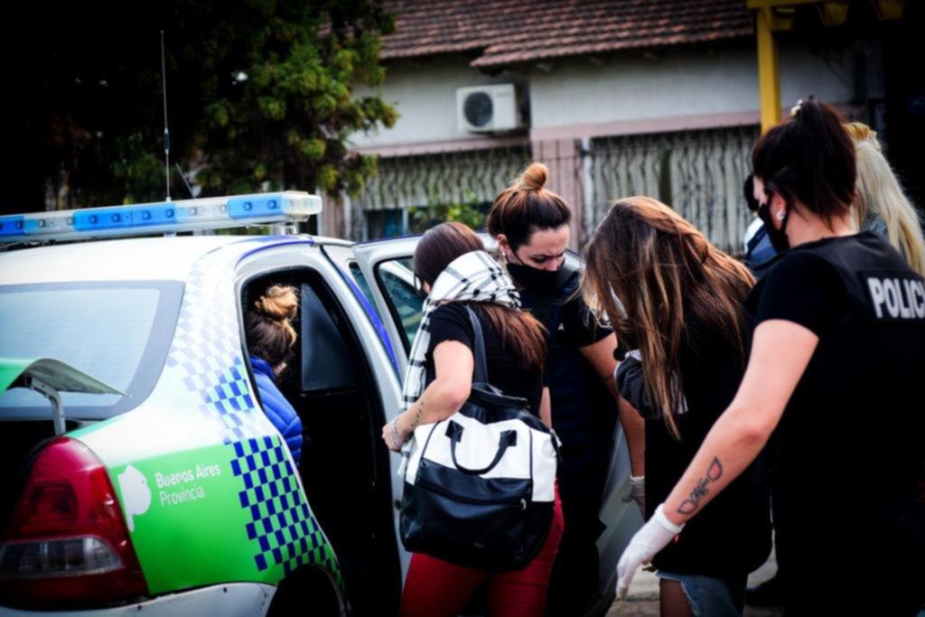 La Plata, como otras partes del país, sufre con los encuentros clandestinos