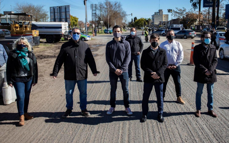 """Kicillof: """"Politizar la pandemia no le sirve a la gente"""""""