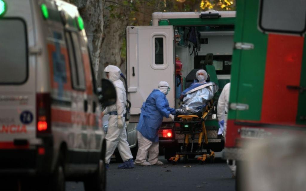 Argentina es uno de los 10 países con más muertes diarias por COVID-19