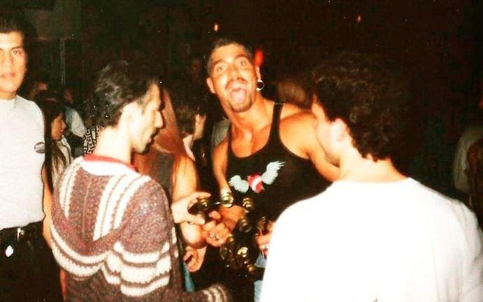 Las fotos inéditas de Ricky Fort en un boliche que lo hicieron tendencia en redes