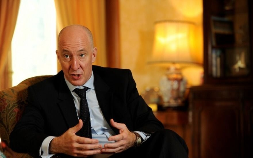 """Embajador británico celebró el anuncio presidencial y lo calificó como un """"ejemplo de cooperación"""""""